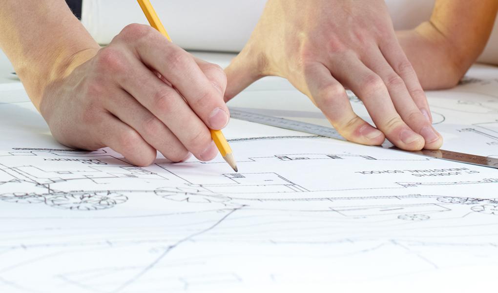 Bauleitung, Bauplanung,